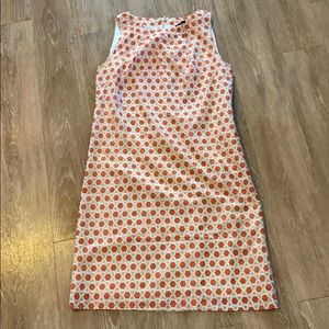 Brooks brothers patterned dress. Size 6